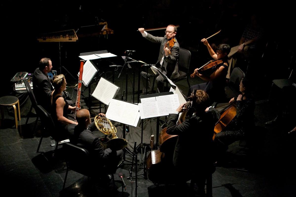 International Contemporary Ensemble Photo credit: ©Armen Elliott