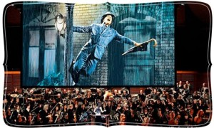 'Singin' in the Rain' -- Film with Live Orchestra
