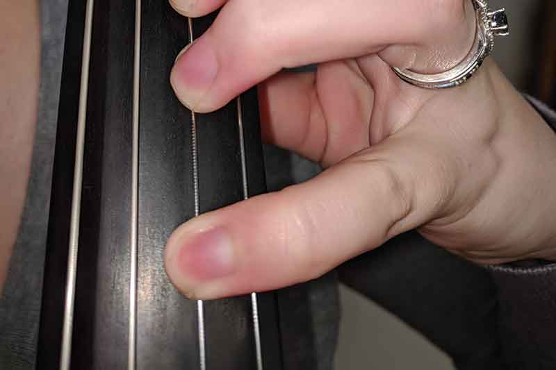 Whats it like to be fingered