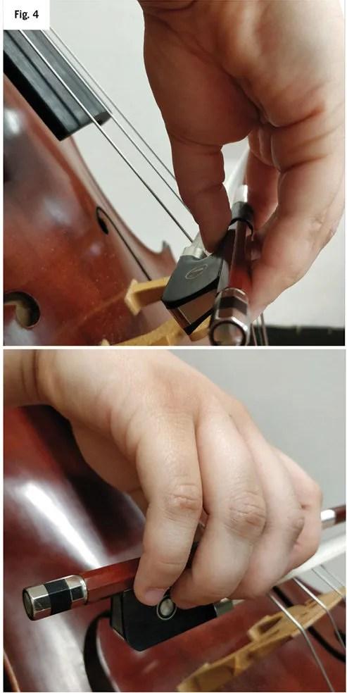 cello pronation tecnnique