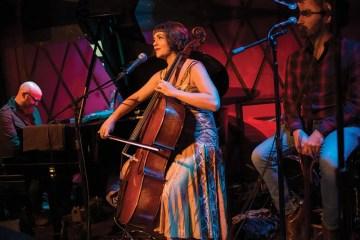 For her first solo album, cellist Neyla Pekarek turns to Rattlesnake Kate for inspiration