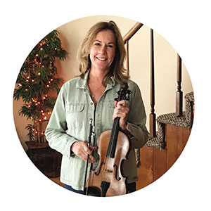 Fiddler Lisa Broody