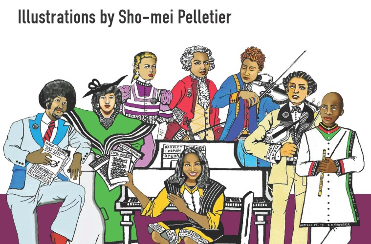 Free Coloring Pages In Celebration Of Black History Month Strings Magazine