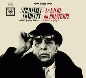 Stravinsky Recording