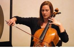 Cellist Anja Lechner