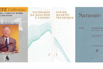 string quartet technique books