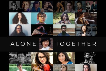 Jennifer Koh/Alone Together