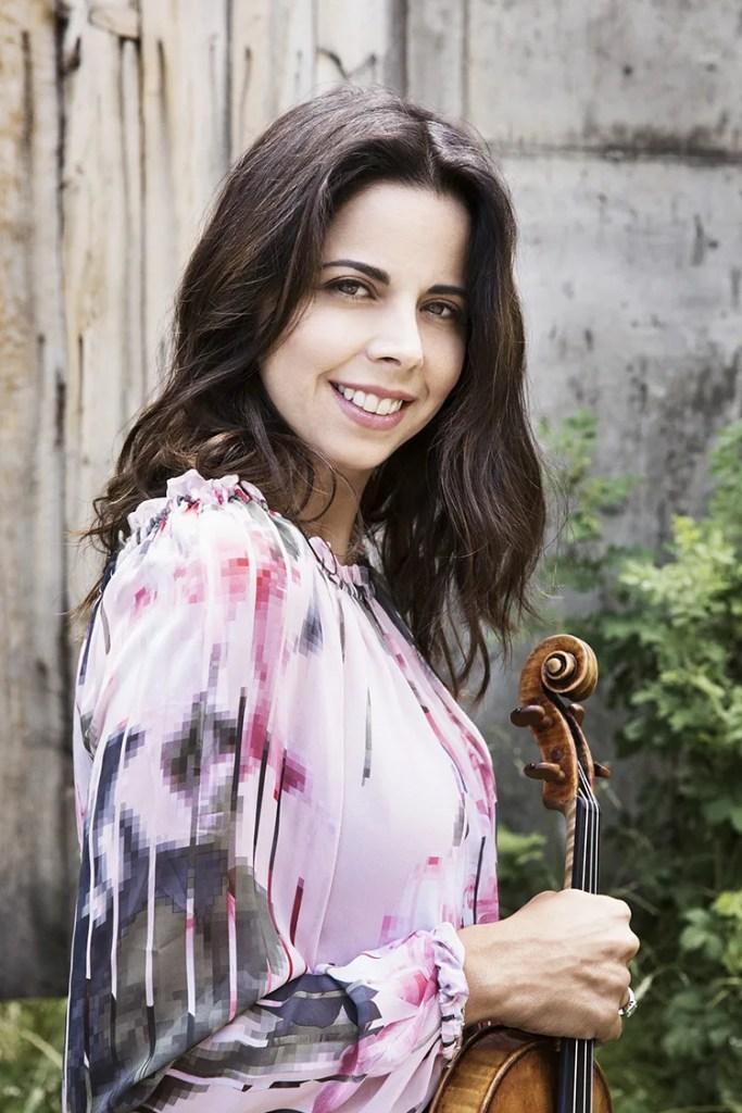 Simin Ganatra, photo: Courtesy of Pacifica Quartet