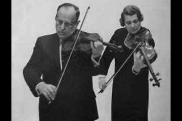 Joseph and Lillian Fuchs