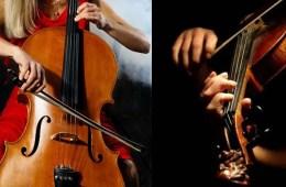 adult amateur violin and cello technique