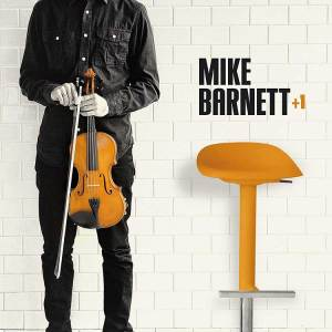 Mike Barnett album cover for +1