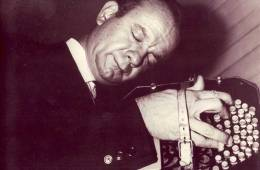 Composer and Bandoneon master, tango titan Astor Piazzolla