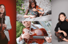 violinists Tessa Lark and Francesca Dego and violists Zachary Carrettin and Hsin-Yun Huang