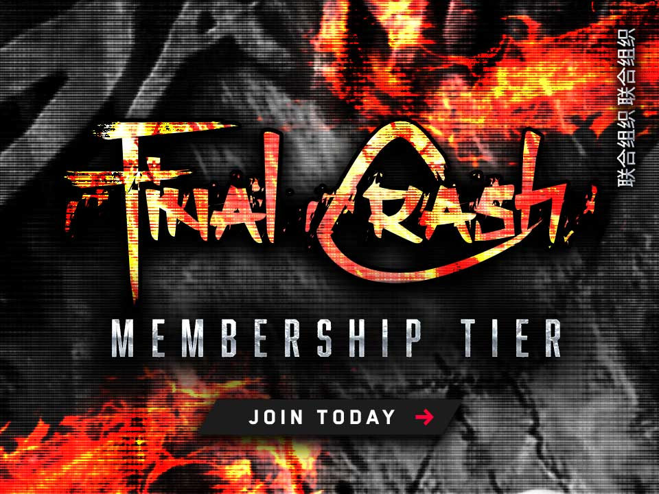 'Final Crash' Membership Tier