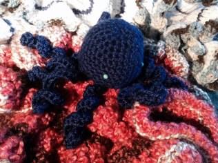 Octavia, the Crochet Octopus