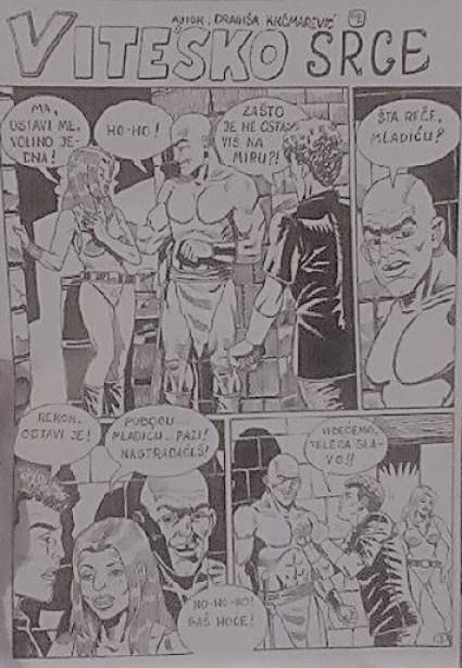 vitesko srce stripblog