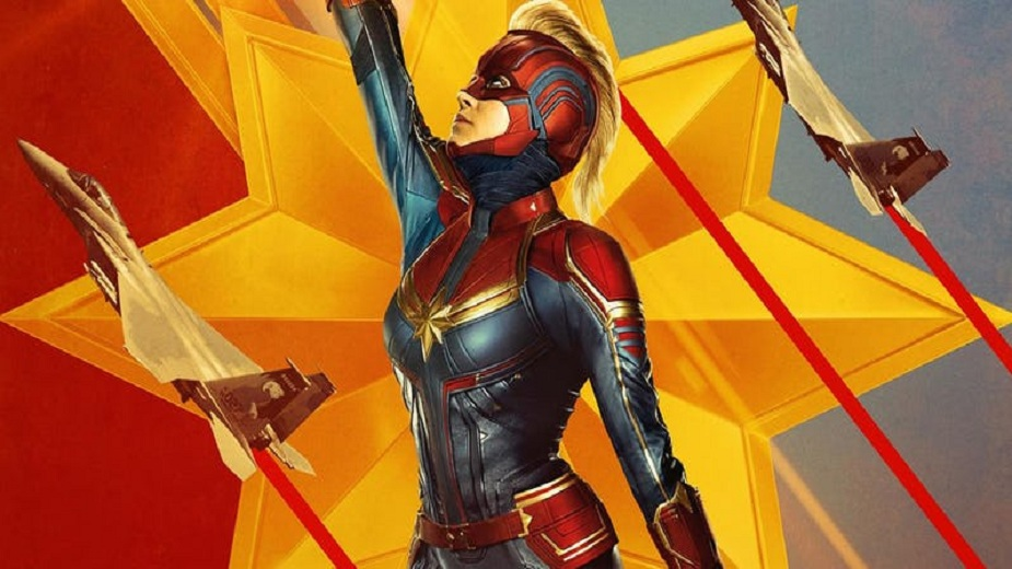 captain marvel stripblog