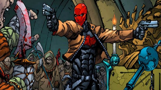 red hood strip blog