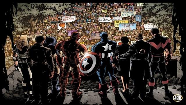 osvetnici kraj igre stripovi strip blog