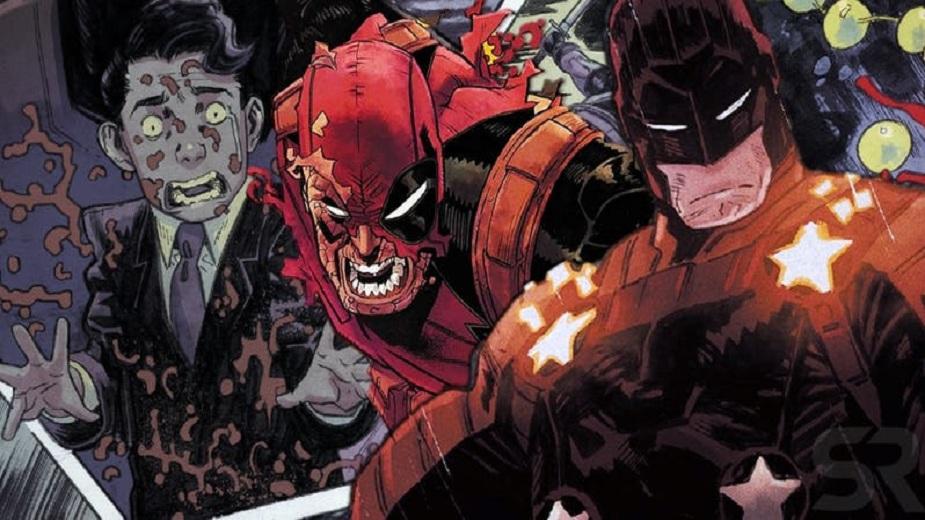 Znate li da je Dedpul stvorio Marvelovog Betmena? strip blog