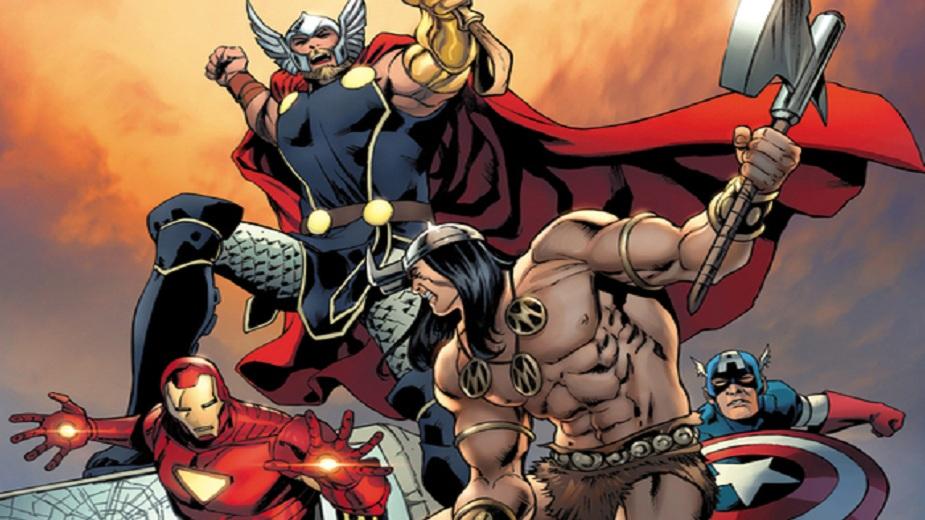 Duga istorija Konana Varvarina u Marvelovim stripovima strip blog