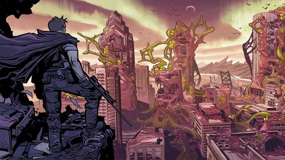 """Filmska adaptacija stripa """"Pesma Zaborava"""" stiže od strane Universala strip blog"""