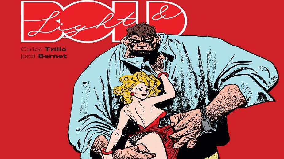 Lajt i Bold - Lepotica i zver u jednoj grotesknoj priči strip blog