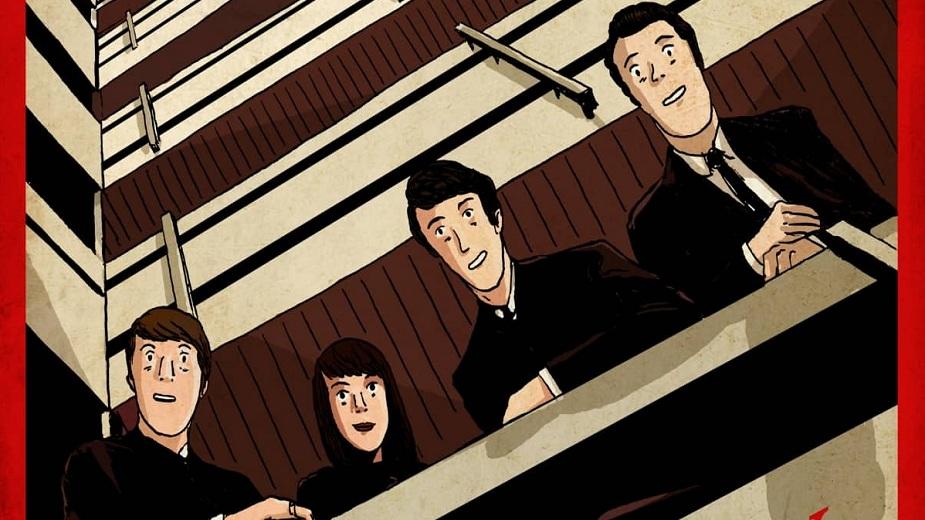 Yesterday - Strip inspirisan grupom The Beatles i njihovim pesmama strip blog