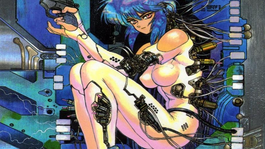 Duh u oklopu - Sajberpank fetišizam prema tehnologiji strip blog