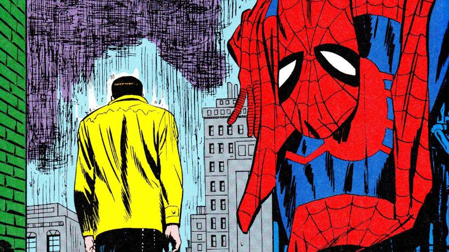 spider man no more stripblog