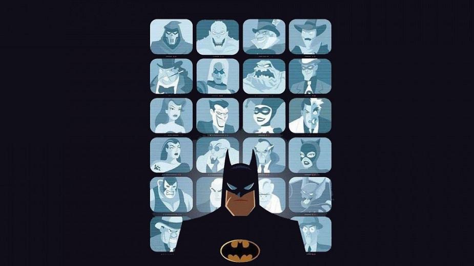 Betmen animirana serija i njen megalomanski značaj strip blog