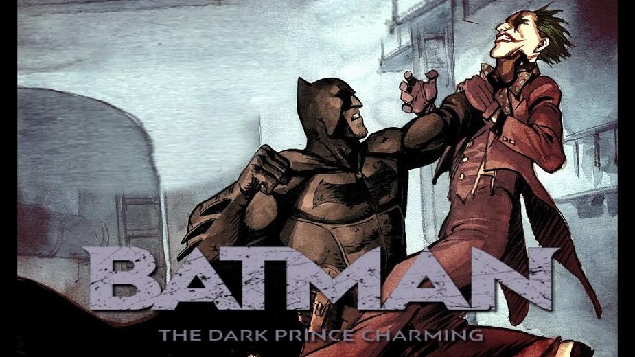 Batman: The Dark Prince Charming – Crni sin Gotama na evropski način strip blog