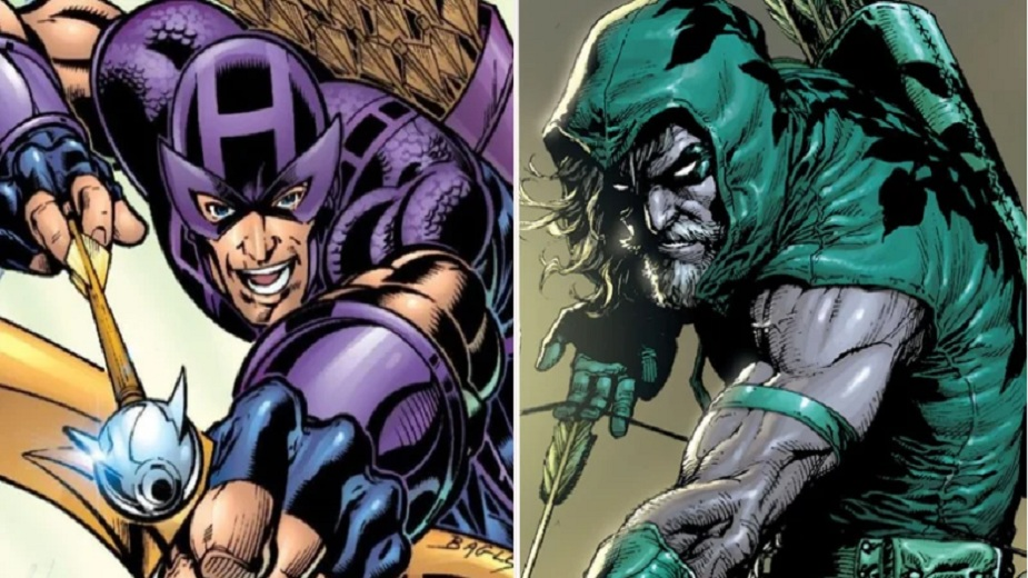 Marvel i DC superheroji koji imaju iste moći strip blog