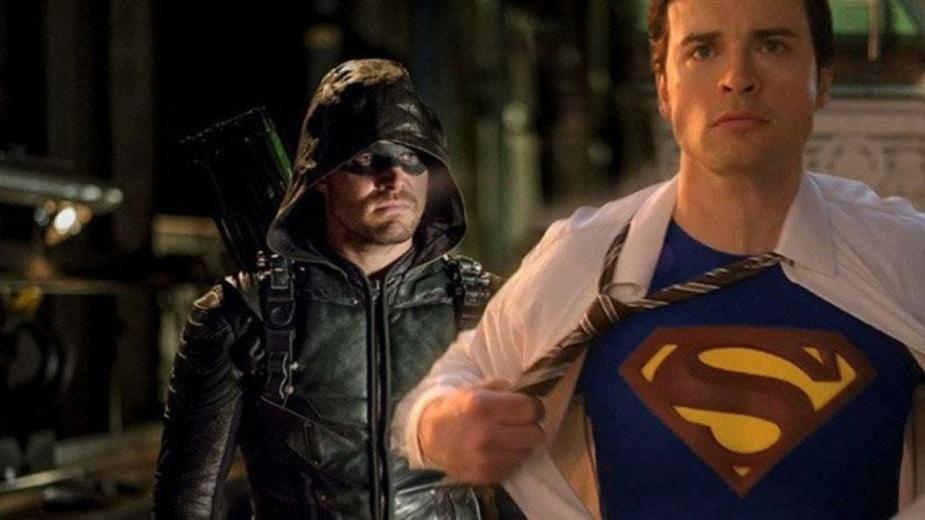 Tom Welling se vraća kao Supermen u CW-ijevom ''Crisis'' krosoveru strip blog