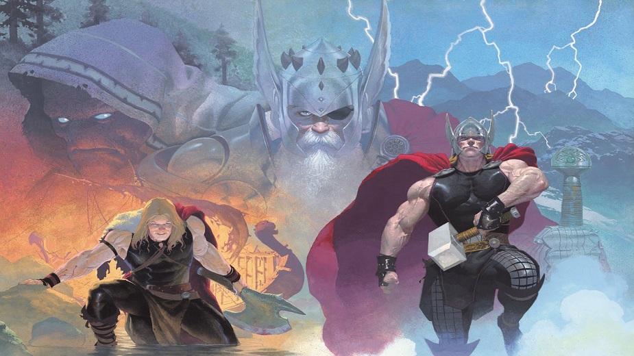 Tor: Bog groma (1 i 2) – pobuna protiv Panteona strip blog