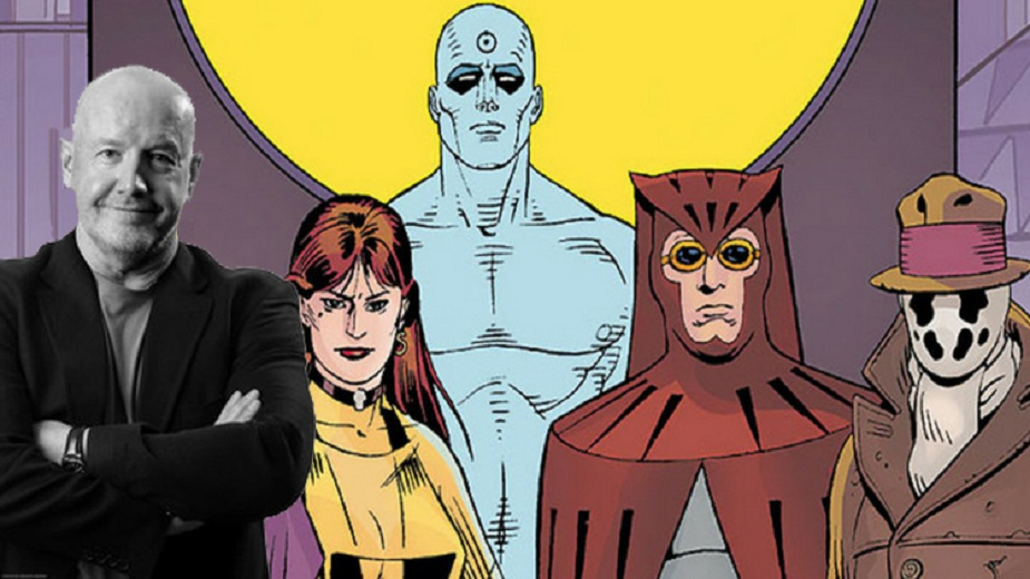"STRIP LIČNOST: Džon Higins - Potcenjeni kolorista stripa ,,Nadzirači"" strip blog"