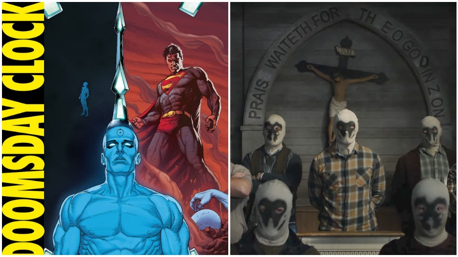 """Doomsday Clock"" ili HBO ""Watchmen"" - Koji nastavak je bolji? strip blog"