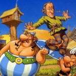 """Uderzo u skicama prijatelja"": Kada velikan strip umetnosti postane junak svojih priča!"