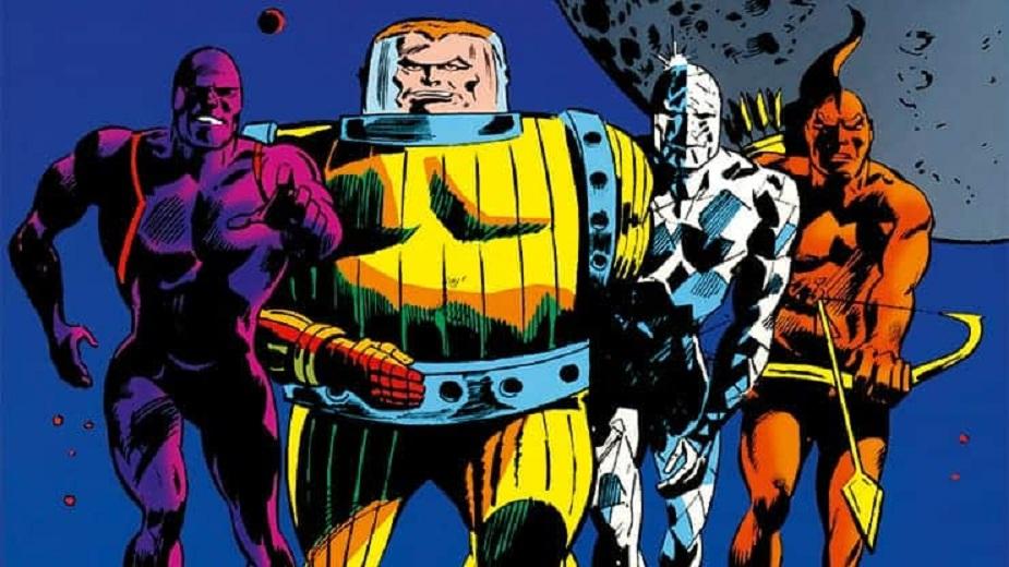 Kako su Čuvari Galaksije prvobitno izgledali u stripovima? strip blog