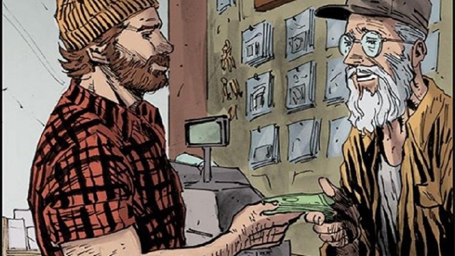 "Three Panel Crimes: ""Okrutnost"" strip blog"