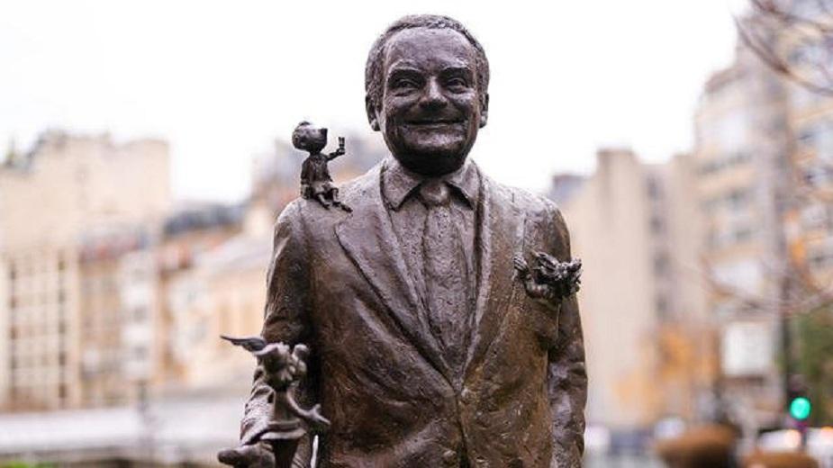 Tvorac Asteriksa i Taličnog Toma, Rene Gošini dobio je spomenik u Parizu strip blog