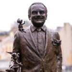 Scenarista Asteriksa i Taličnog Toma, Rene Gošini dobiće spomenik u Parizu