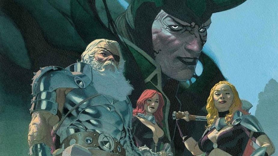 7 godina Thora Jason Aarona 4. deo: Avanture King Thor-a