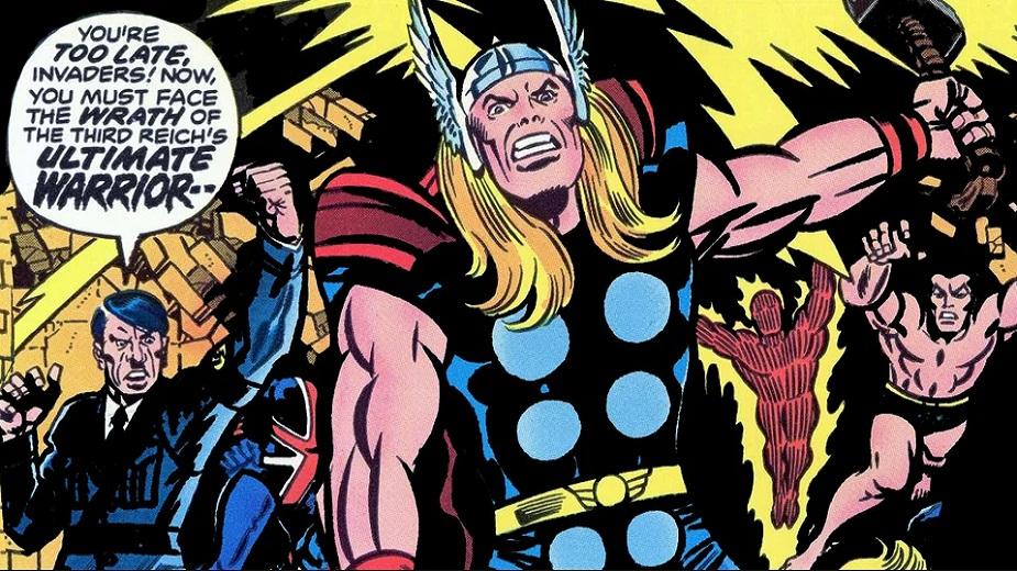 Kako je Thor pomogao Hitleru da ubije Staljina Strip Blog