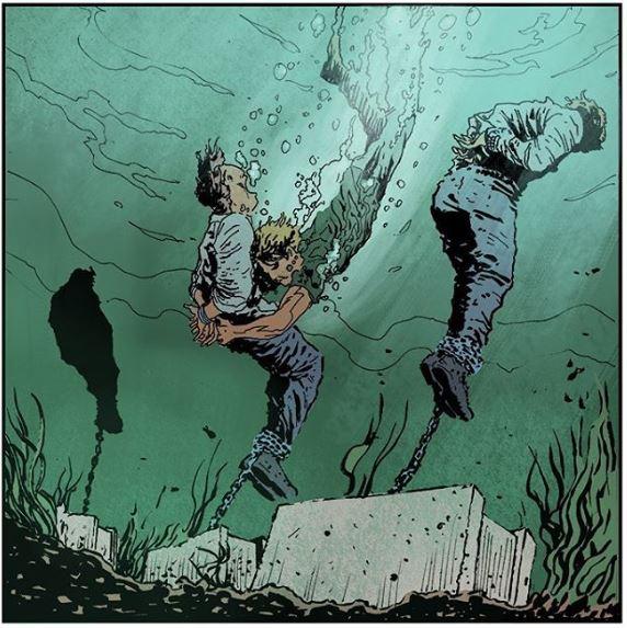 podvodni svet stripblog