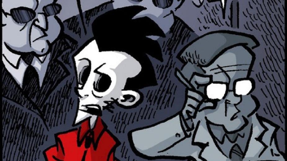 """Nemrtvi Ed epizoda #31: """"Nedovršeni poslovi"""" Strip Blog"""