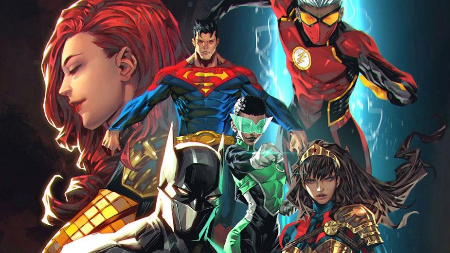 Stiže nam nova generacija DC-ijevih superheroja Strip Blog