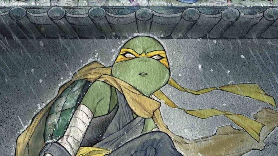 Ko je peta Nindža Kornjača? Strip Blog
