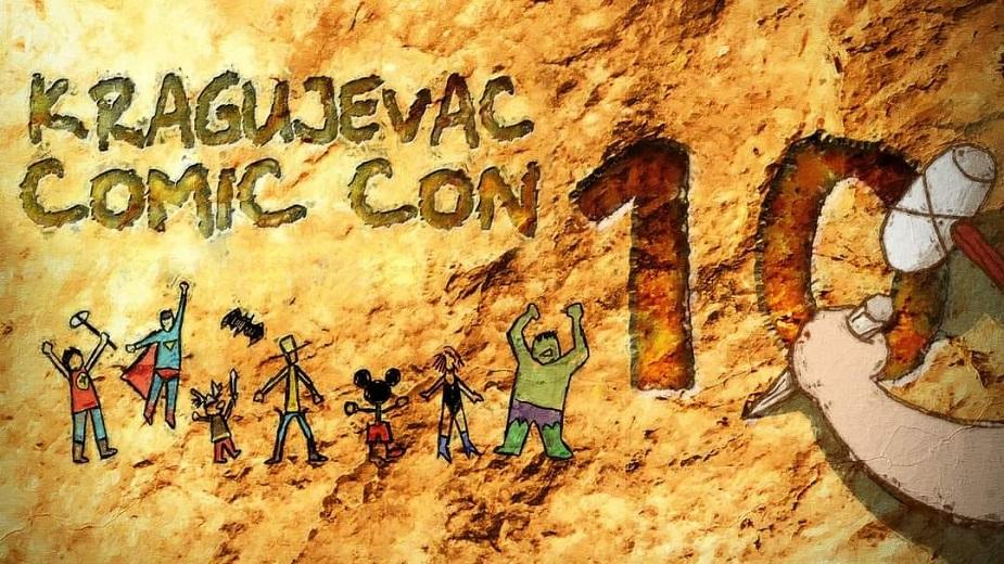 Mala izložba velikih radova u Kragujevcu Strip Blog