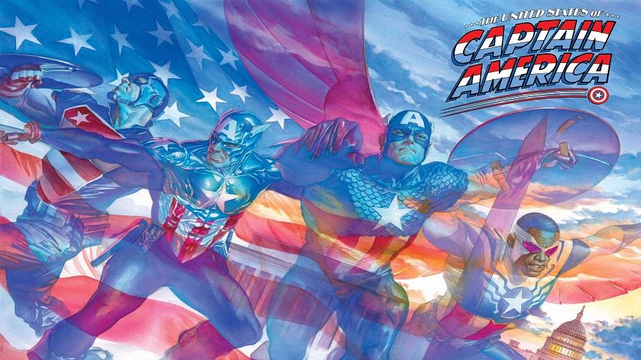 Marvel proslavlja 80 godina Kapetana Amerike